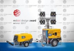 Red Dot Design Awards for 2017