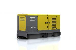 QAS 200kVa Portable & Stationary Diesel Generator