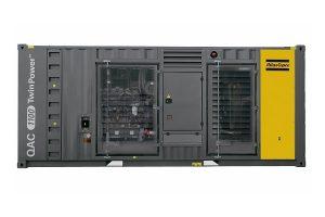 QAC 1100kVa Diesel Portable, Stationary & Standby Generator