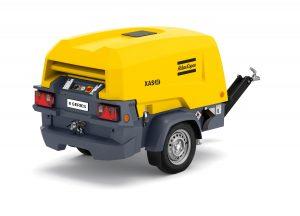 Diesel Mobile Air Compressor XAS 88