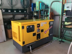 QES 14kVa Portable and Stationary Diesel Generator