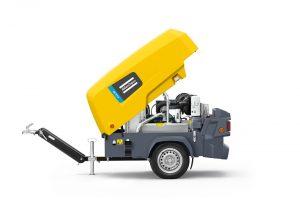 XAS 88 Mobile Air Compressor