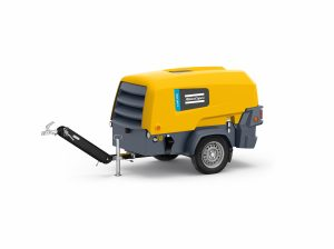 E-Air H250 VSD Electric Mobile Compressor